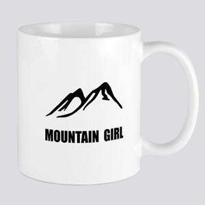 Mountain Girl Mug
