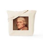 Jefferson Self-Government Tote Bag