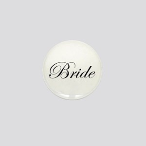 Bride's Mini Button