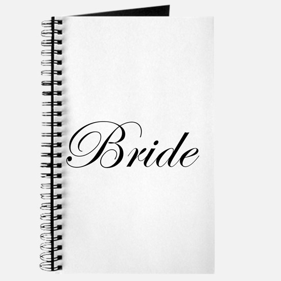 Bride's Journal