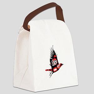 TRUE POWER Canvas Lunch Bag