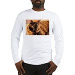 My Pet on a Long Sleeve T-Shirt
