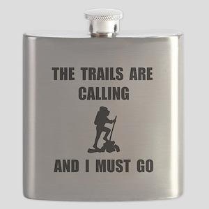 Trails Calling Go Flask