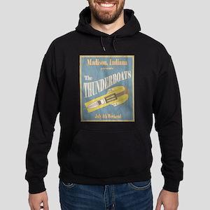 Vintage Thunderboat Hoodie (dark)