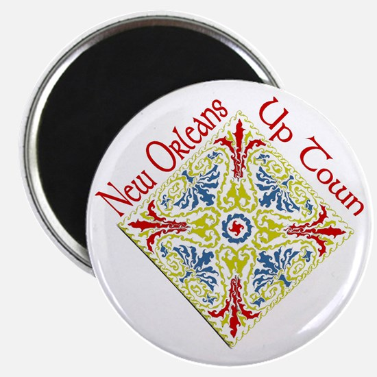Uptown New orleans Magnet