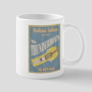 Vintage Thunderboat Mug
