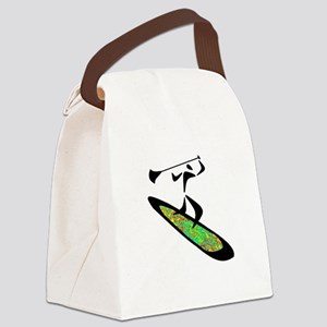 SUP THROTTLE Canvas Lunch Bag