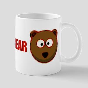 Pokes the bear Mug