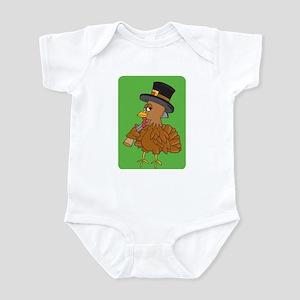 Turkey Gunslinger Infant Bodysuit