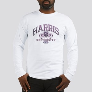 Harris last name University Class of 2013 Long Sle