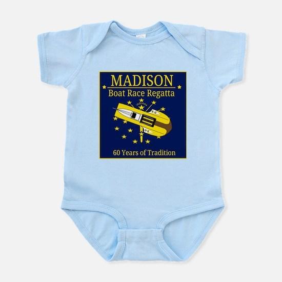 Madison Boat Race Regatta Infant Bodysuit
