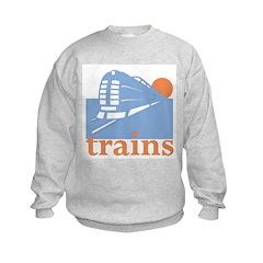 Trains Sweatshirt