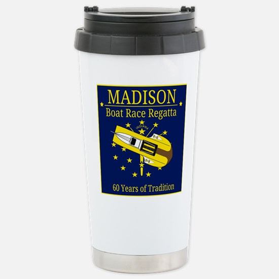 Madison Boat Race Regatta Stainless Steel Travel M