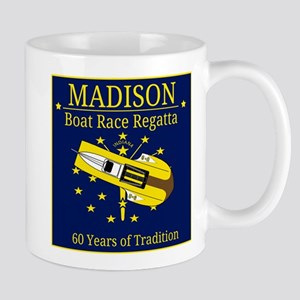 Madison Boat Race Regatta Mug