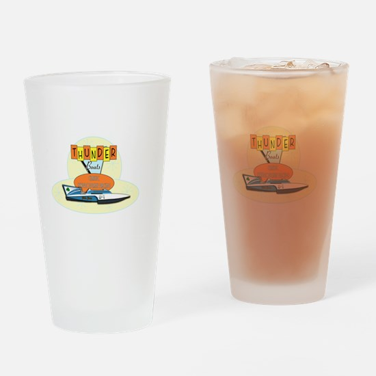 Classic Hydros Drinking Glass