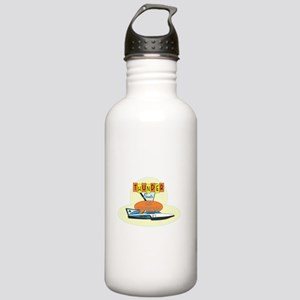 Classic Hydros Stainless Water Bottle 1.0L