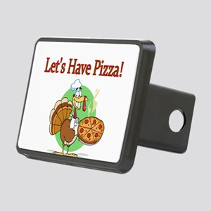 Lets Have Pizza Hitch Cover