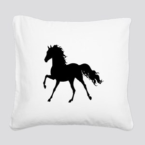 SUCH IS BEAUTY Square Canvas Pillow