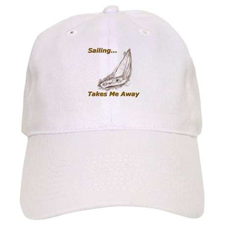 Sailing T-Shirt and Products Cap