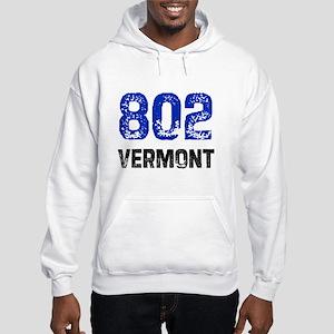802 Hooded Sweatshirt
