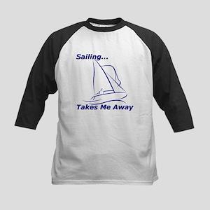 Sailing Shirts and Products Kids Baseball Jersey