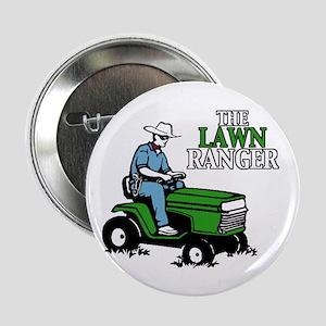"The Lawn Ranger 2.25"" Button"