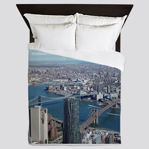 Bridges 2 Queen Duvet