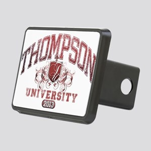 Thompson last name University Class of 2013 Hitch