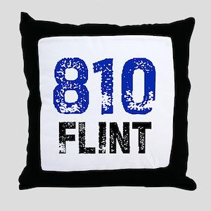 810 Throw Pillow