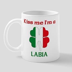 Labia Family Mug