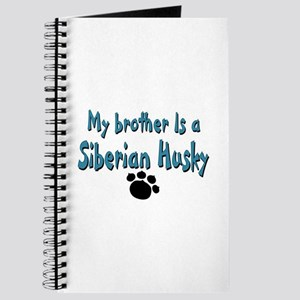 My Brother is a Siberian Husk Journal
