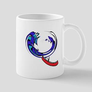 FEEL THE RUSH Mugs