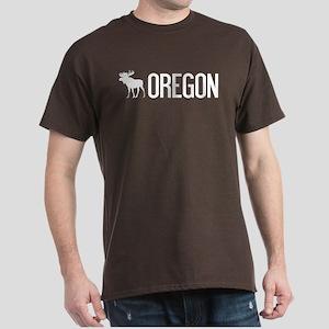 Oregon Moose Dark T-Shirt