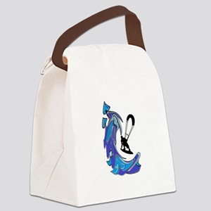 KITE STYLED Canvas Lunch Bag