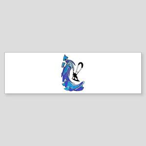 KITE STYLED Bumper Sticker