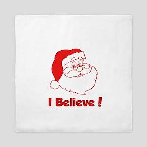 I Believe- Santa Queen Duvet