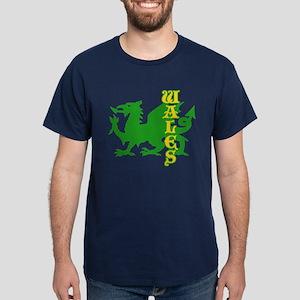 Wales Dark T-Shirt