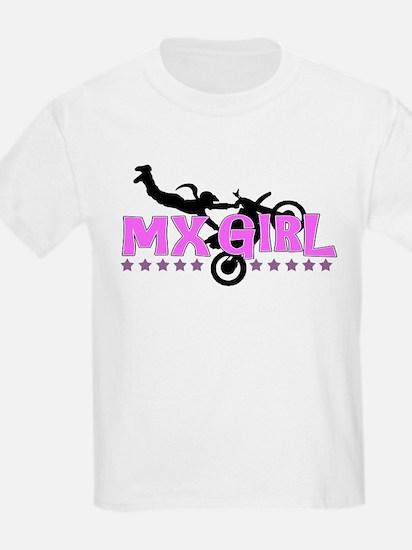 MXGirl Kids T-Shirt