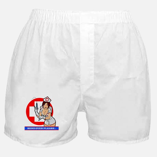 NURSE GIRL Boxer Shorts