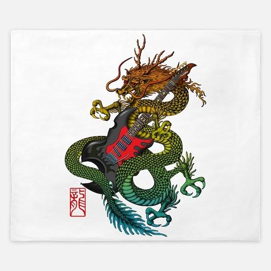 Dragon original 03 King Duvet