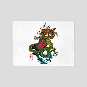 Dragon original 03 5'x7'Area Rug