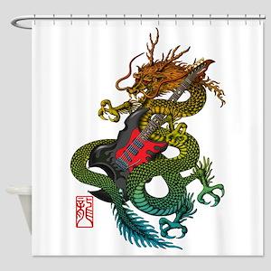 Dragon original 03 Shower Curtain