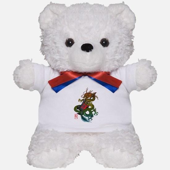Dragon original 03 Teddy Bear