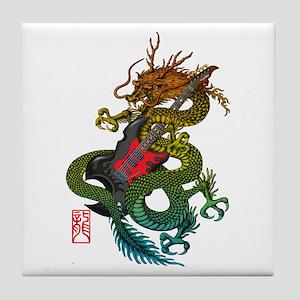 Dragon original 03 Tile Coaster