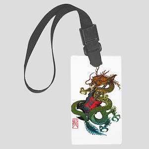 Dragon original 03 Large Luggage Tag