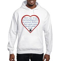 Open Your Heart Hoodie