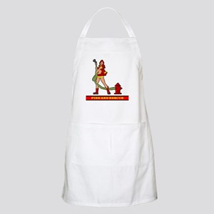 FIREFIGHTER BBQ Apron