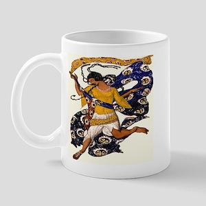 Butterfly Woman Mug