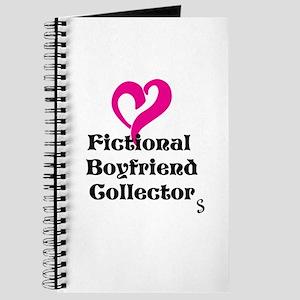Fictional Boyfriend Collector Journal