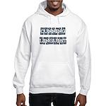 Cunning Linguist Hooded Sweatshirt